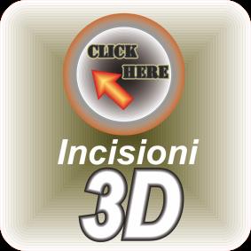 incisioni 3D torino , incisioni cristalli , foto 3D , incisioni laser torino , foto cristallo , foto 3d cristallo